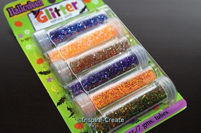 Halloween Glitter Assortment (6)*