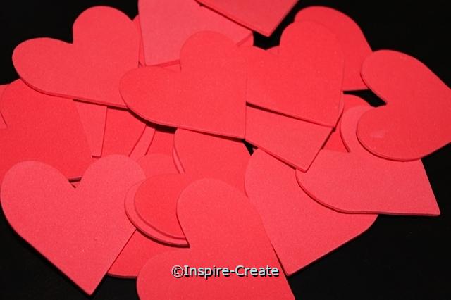 """2"""" Red Heart Foam SHAPES (Bulk 144)*"""