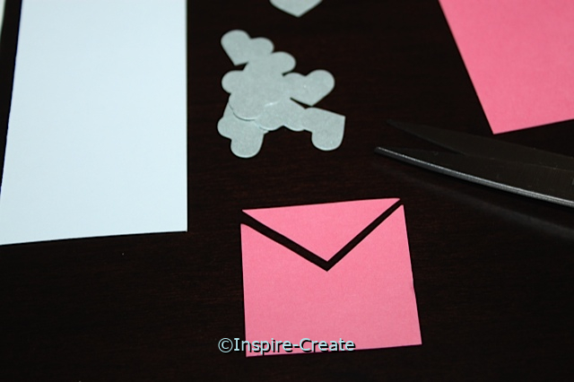 Small Pink Envelop