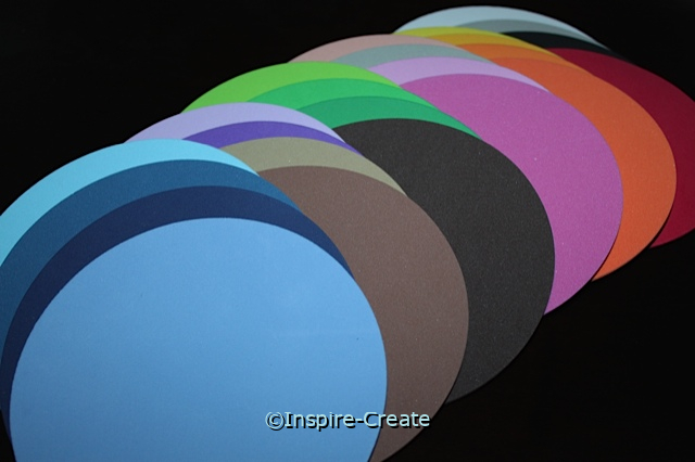 """Foam 6"""" Circle Shapes (Bulk 36)*"""