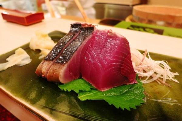 Sushi by Sukiyabashi Jiro, Tokyo, Japan, Image by Leon Brocard