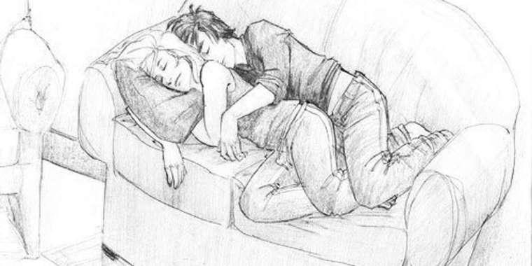 Your Hug Is My Best Pillow