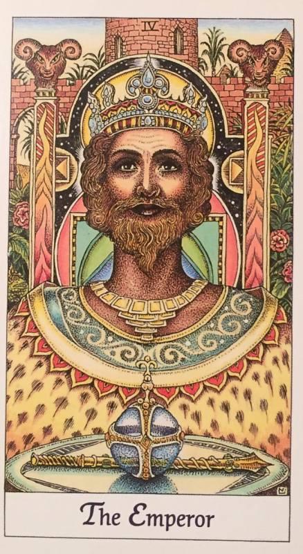Aries: The Emperor