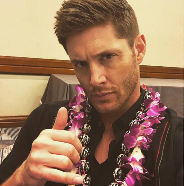 7. Jensen Ackles
