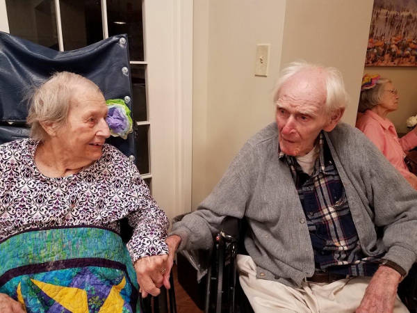 Couple Who Served in WWII Together - 2
