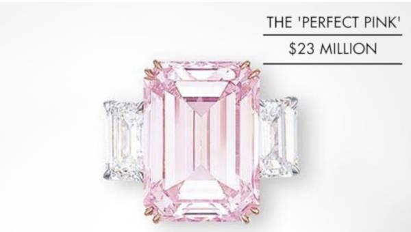 5. The Perfect Pink Diamond