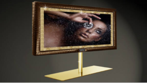 7. Expensive Television