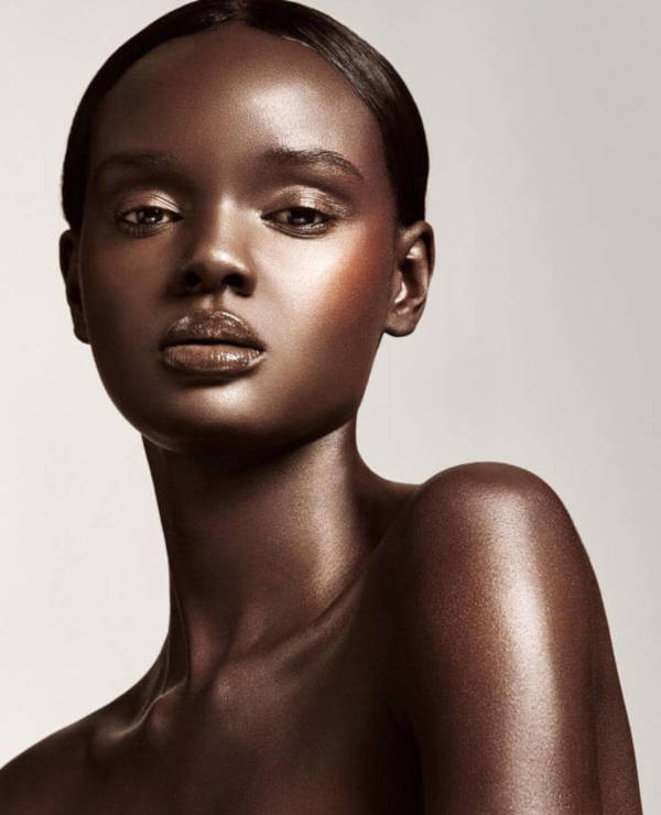 Most Attractive Australian-Sudanese Model Looks Like A Real-Life Barbie - 6