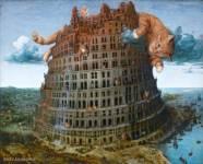 """16. The Tower of Babel"""" by Pieter Bruegel the Elder"""