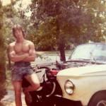 35. 'My Cool AF Dad At 19 (1973)