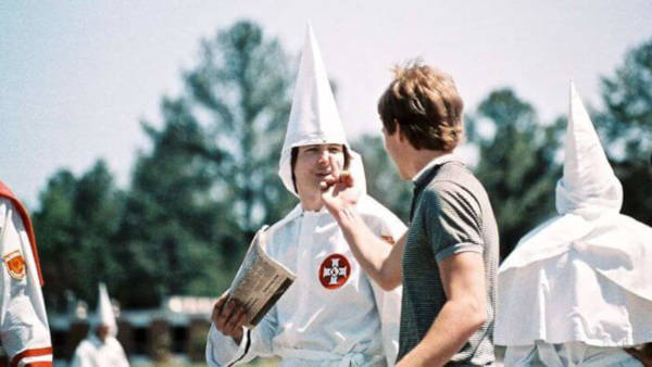 5. 'A Friend Of My Father's, Telling Off A Klan Member. Auburn AL 1985'