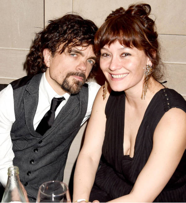 6. Erica Smith and Peter Dinklage