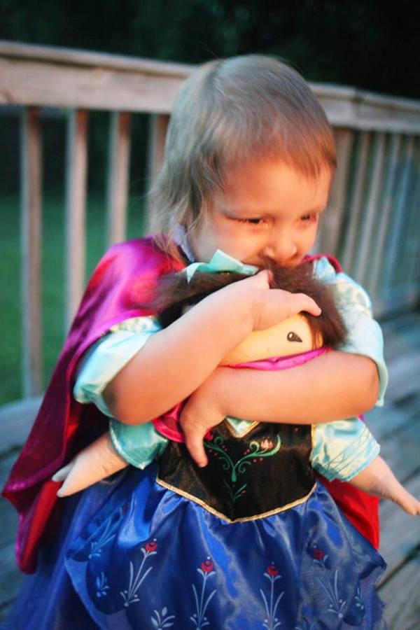 A Woman Creates Unique Dolls For Children That Differ - 16