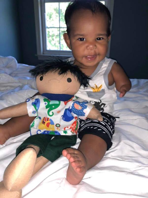 A Woman Creates Unique Dolls For Children That Differ - 17