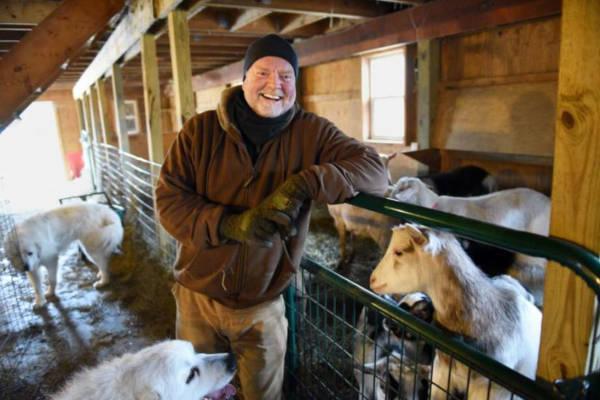 Jay Lavery, a.k.a. the Dancing Farmer - 1