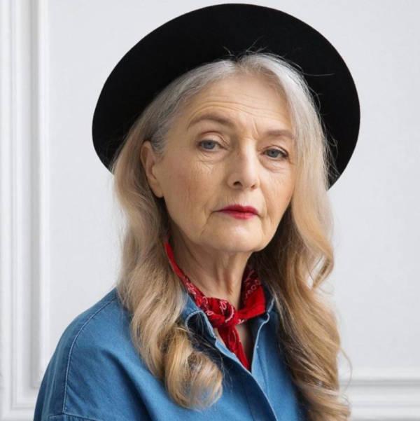 Olga Kondrasheva, 72 Years Old - 12