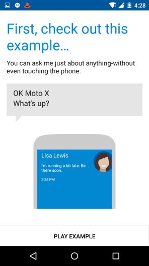 Moto x android lollipop update us screenshots 7