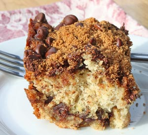 Inspired2cook Com 187 Banana Coffee Cake With Chocolate Chip