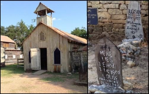Enchanted Springs Church