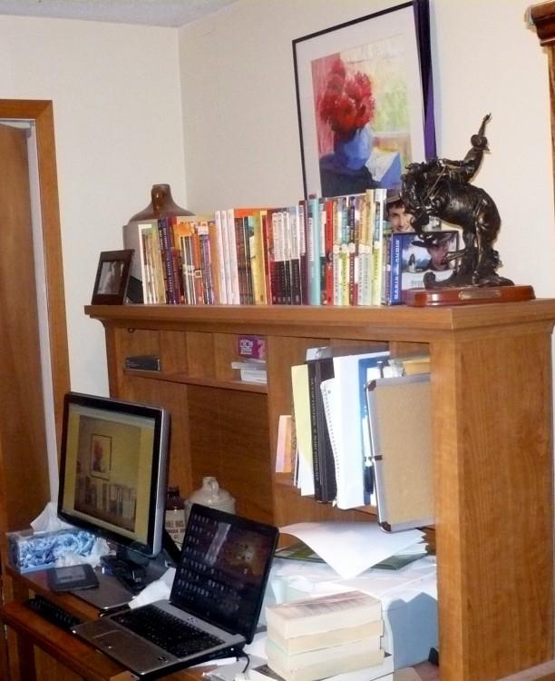 desk for Tricia