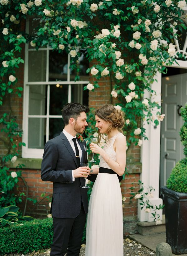 English Countryside Wedding By CKB Photography Inspired