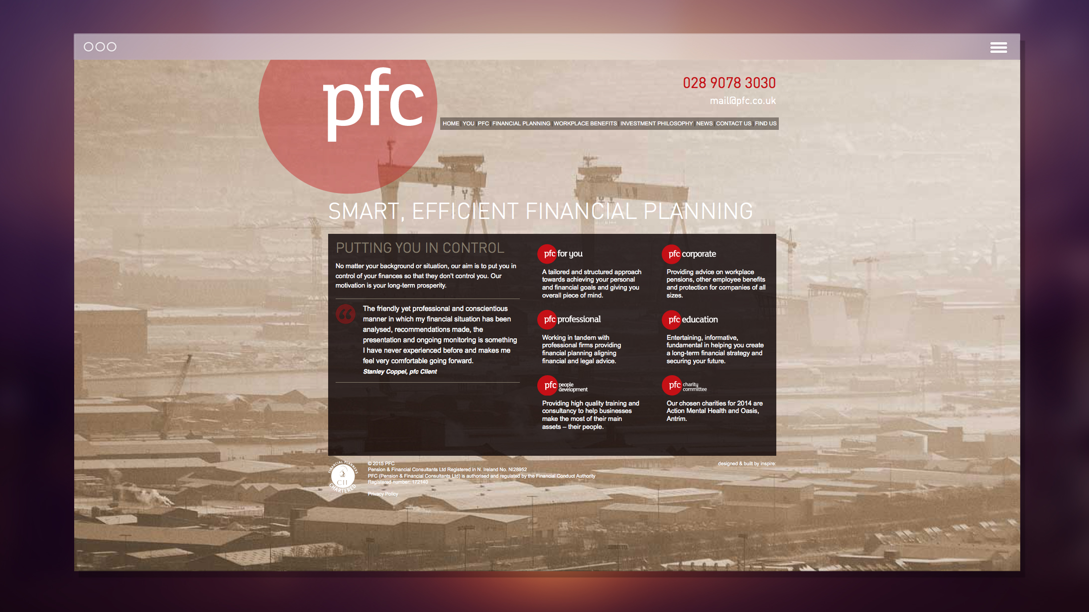 Website-PFC