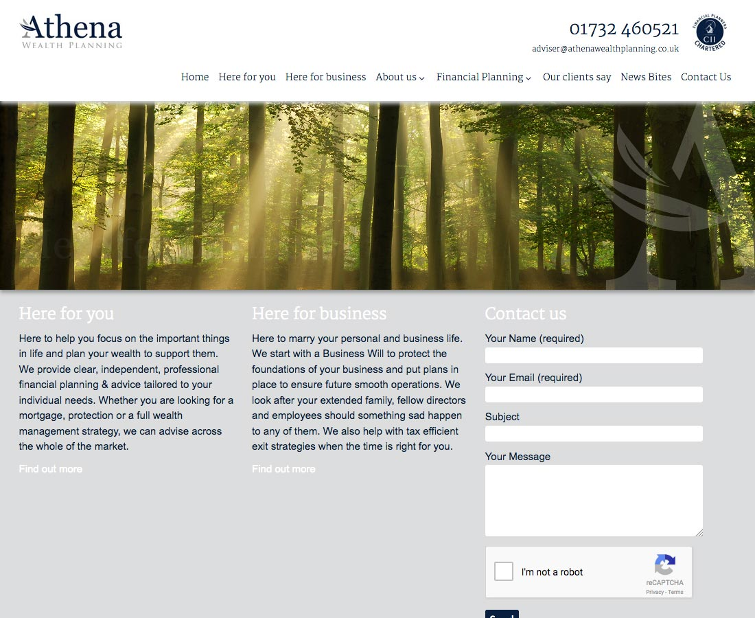 Websites_Athena
