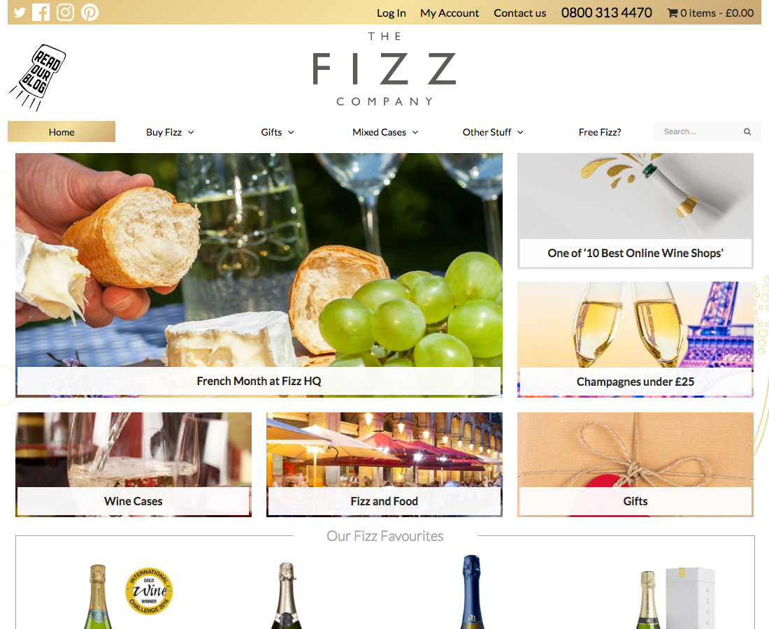 Websites_FizzCo
