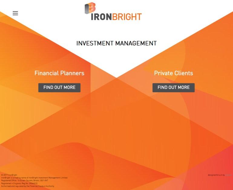 Websites_IronBright