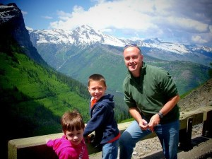 Brian Green and Family Brian's Backpacking Blog