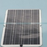 Earth Environmentally Friendly Camping Solar Power