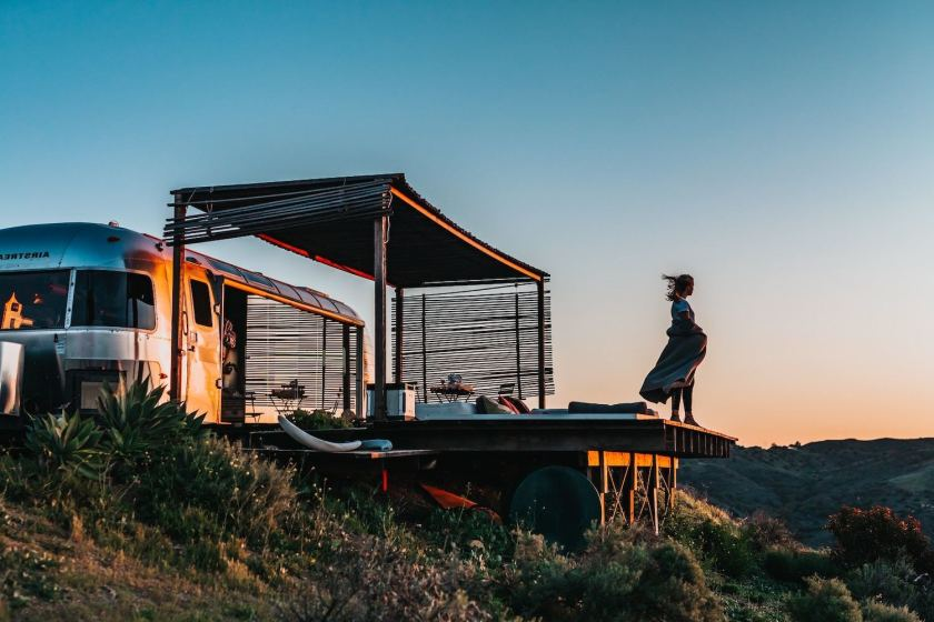 glamping business learning-hub store