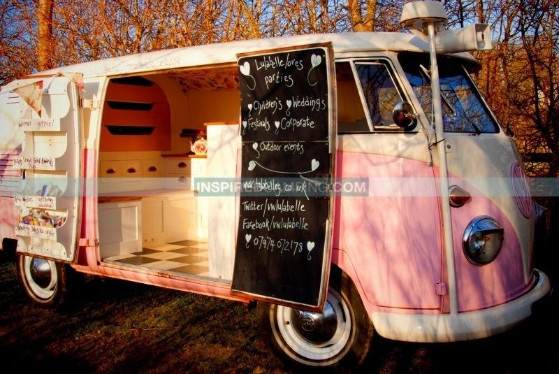 The Cool Campervan And Caravan Food Revolution