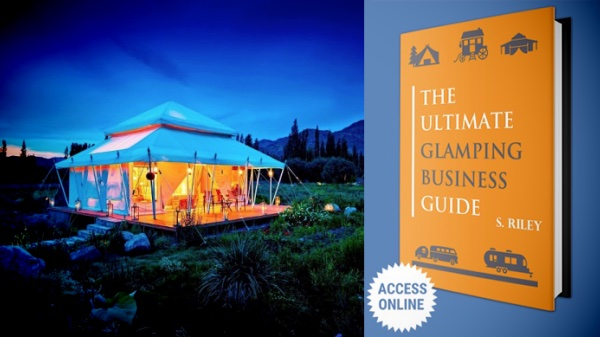 planning permission for a glamping business