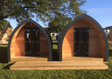 glamping in greater london