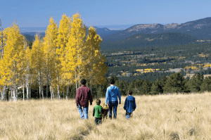 family glamping activities 2018