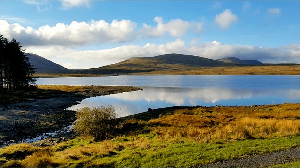 top camping spots ireland