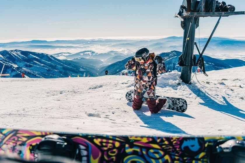 Top Three Ski Resorts in the Alps