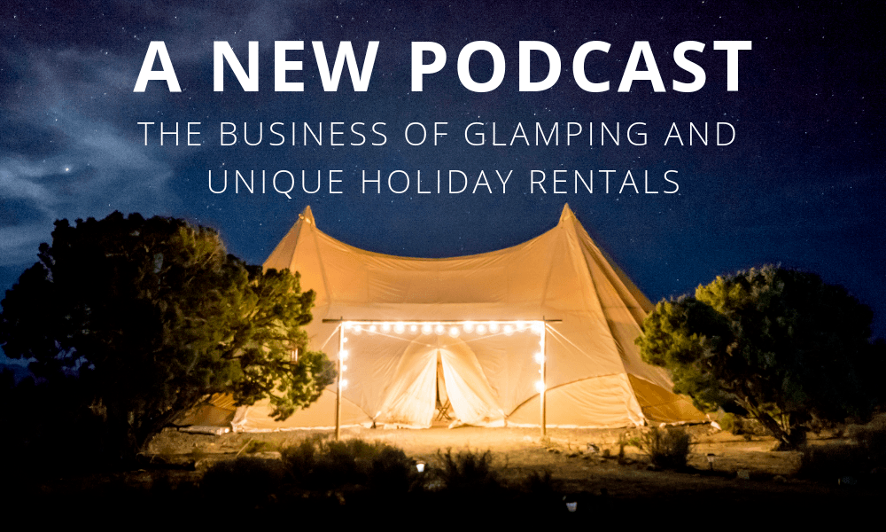 Glamping business podcast