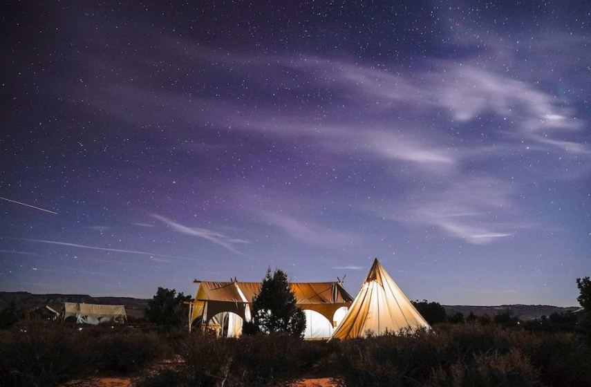Global Glamping Summit USA for luxury camping glamping business