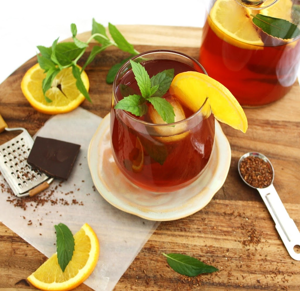 Rooibios tea