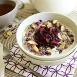 oatmeal-blueberry-compote