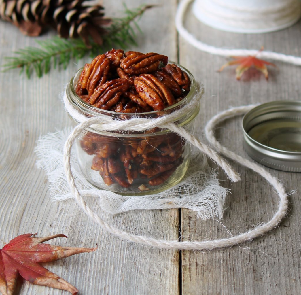 roasted maple sriracha pecans_9