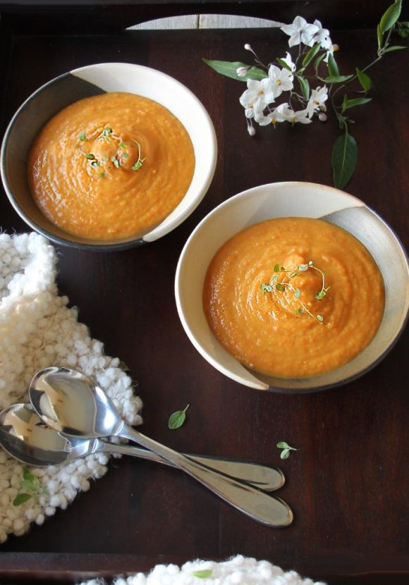 caribbean spiced sweet potato carrot soup_revise