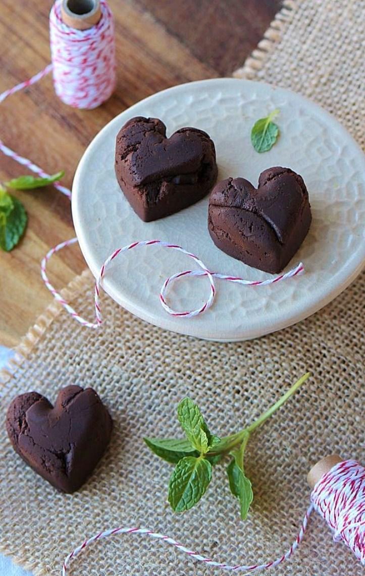 broken heart mint chocolate truffles_blog_a