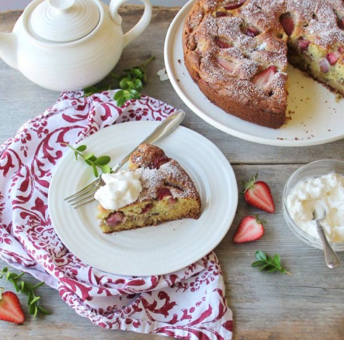 strawberry ricotta cake_blog_main