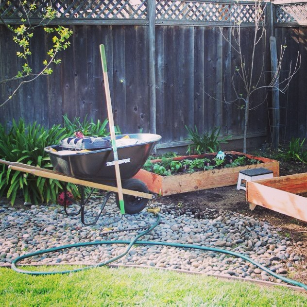 herb & vegetable planters