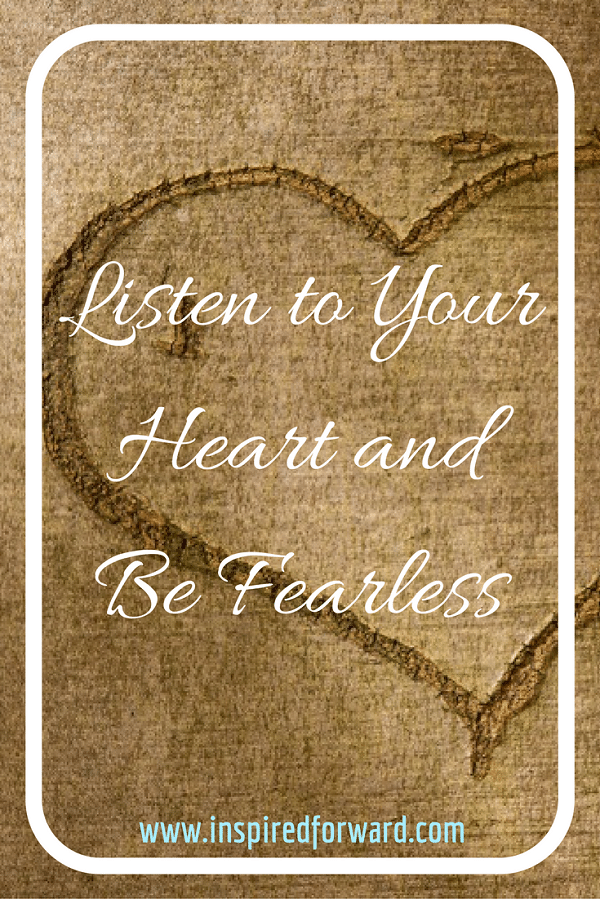 Listen to Your Heart Pinterest