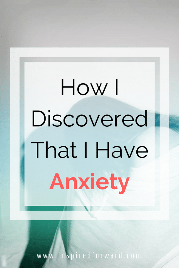 I have anxiety pinterest
