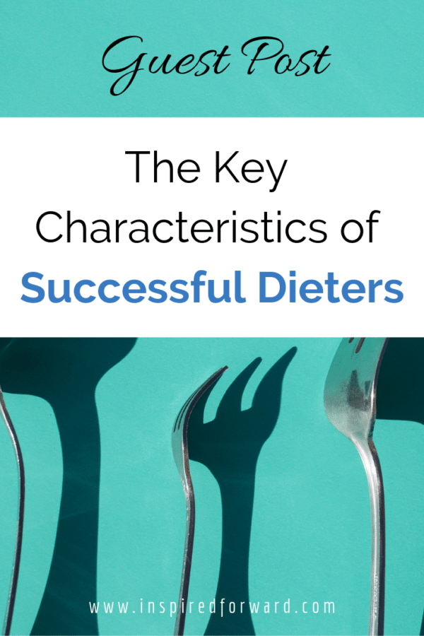 How likely are you to lose the weight...AND keep it off? Guest poster Tanya Perri provides insight as to why only 2% of people are successful dieters.